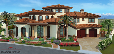 Contemporary Mediterranean